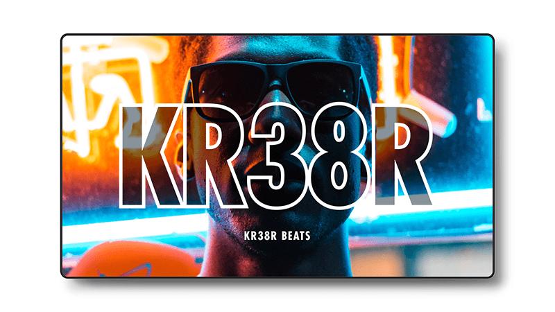 KR38R BEATS