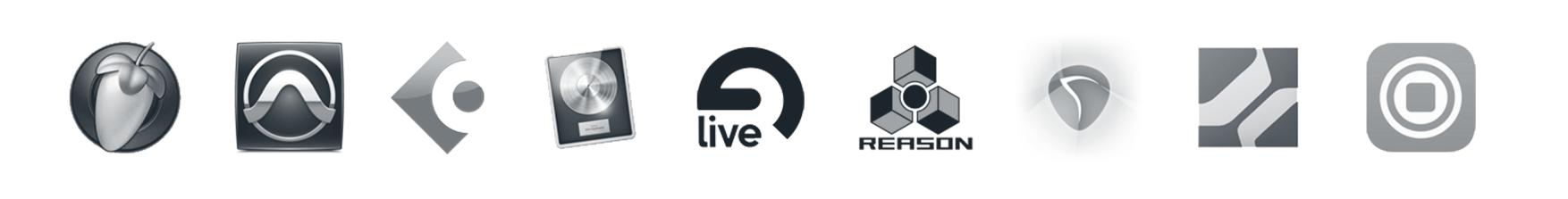 DAW Logos
